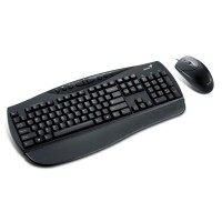 TECLADOS GENIUS C210 OPTICO USB