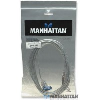 INSUMOS MANHATTAN ALARGUE EXTENSION USB 2.0 4.5 M 340502