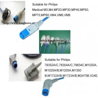 Spo2 sensor for HP/Phillps patient monitor