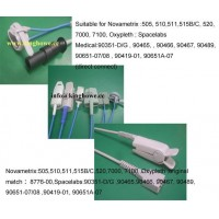 Spo2 sensor for Novametrix patient monitor