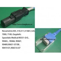Spo2 extension cable for Novametrix