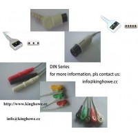 ECG cable for Din style