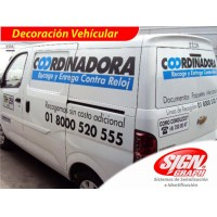 Decoración Vehicular