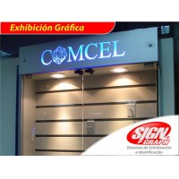 Exhibición Grafica