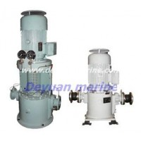 marine vertical self-priming centrifugal pump