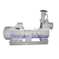 marine horizontal self-priming centrifugal oil pump