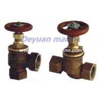 male thread globe valve