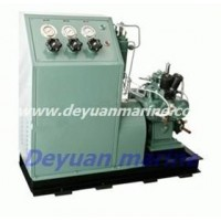 Marine High pressure air compressor