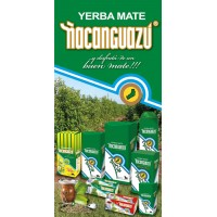Yerba Mate ÑACANGUAZU