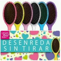 Cepillo de pelo Super Brush y Teen Brush