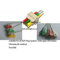 Sell ECG cable for datex-ohmeda