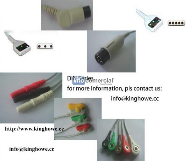 Sell ECG cable for Din