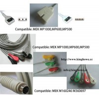 Sell ECG cable for mek