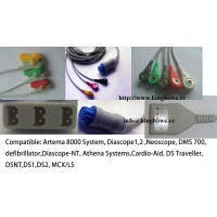 Sell ECG cable for s&w