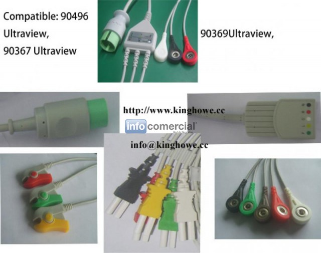 Sell ECG cable for Spacelabs