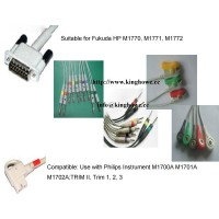 Sell EKG cable for HP