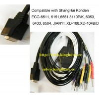 Sell EKG cable for shanghai kondon