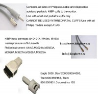 Sell NIBP cuff extension tube for Air hose