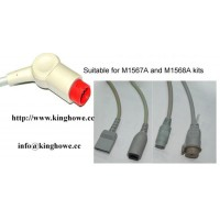 Sell IBP cable for HP patient monitor