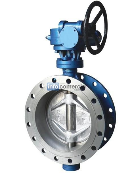 Válvula High performance butterfly valve Flanged type