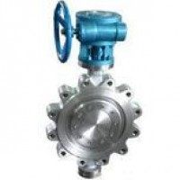 Lug type high performance butterfly valve