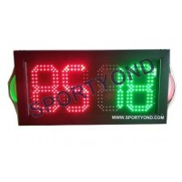 2-sided display led substitution boards