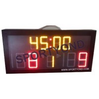 Electronics sports portable score boards