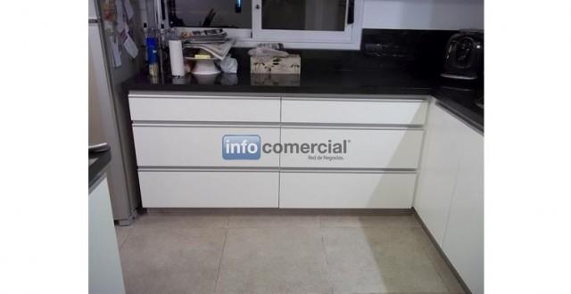 Muebles de cocina a medida bajo mesadas alacenas amoblamientos completas en melamina - Muebles de cocina gratis ...