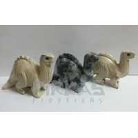 SOAPSTONE CARVED ANIMAL