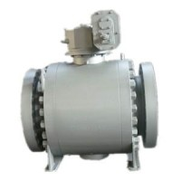 3-PC Trunnion Ball Valves