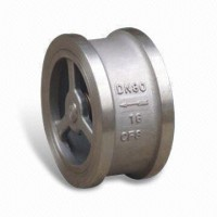 Carbon Steel Wafer Check Valves