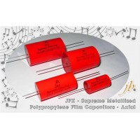 JPX - Supreme Metallized Polypropylene Film Capacitors – Axial