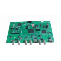 Encoders, multiplexers, satellite receivers,modulators, scramblers