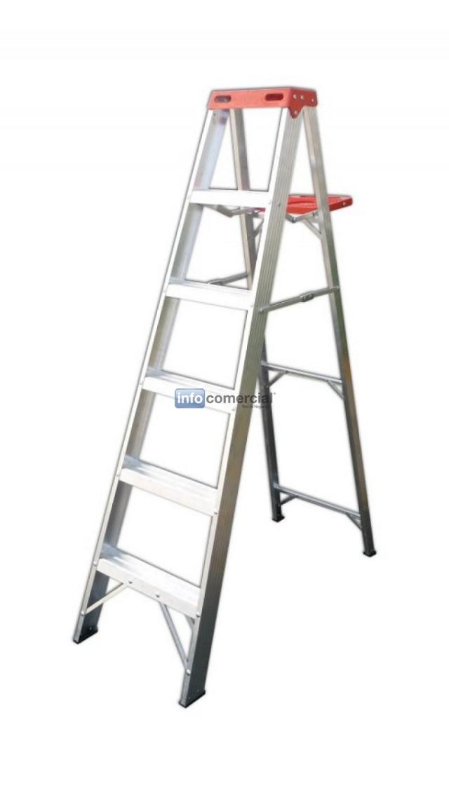 Escaleras de aluminio - Escaleras extensibles de aluminio ...